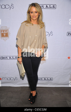 at arrivals for PROJECT A.L.S. Tomorrow is Tonight 13th Annual New York Event to Support ALS Research, Lucky Strike - Stock Photo