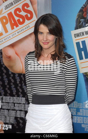 Cobie Smulders at arrivals for HALL PASS Premiere, Arclight Cinerama Dome, Los Angeles, CA February 23, 2011. Photo - Stock Photo