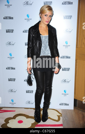 Tara Subkoff at arrivals for THE DISAPPEARANCE OF ALICE CREED Special Screening, The Crosby Street Hotel, New York, - Stock Photo