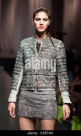 Graduate Fashion Week 2011, Gala Show. - Stock Photo