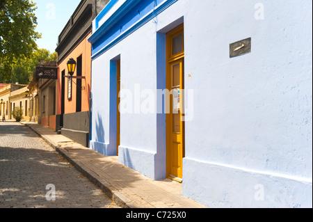 Colonia del Sacramento, Old City, Uruguay - Stock Photo