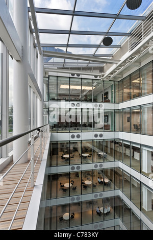 Drapers Gardens offices in the City of London. - Stock Photo