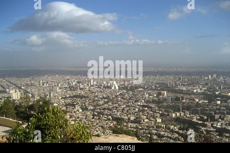 Syria, Syrien, Damaskus, Damascus Hauptstadt von Syrien Damascus, Capital city - Stock Photo