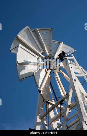 Windmill Vane, Heage Windmill, Derbyshire, England, UK. - Stock Photo