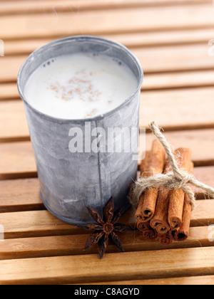 Yogi spicy tea - Stock Photo
