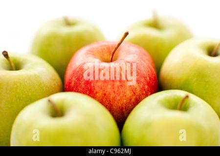 Apples. - Stock Photo