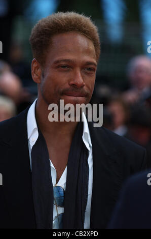 May 26, 2012 - Cannes, France - CANNES, FRANCE - MAY 26: Actors Gary Dourdan attends the 'Mud' Premiere during the - Stock Photo