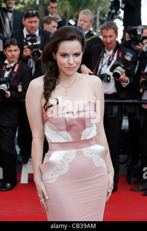 May 26, 2012 - Hollywood, California, U.S. - EMILY HAMPSHIRE.Mud premiere.65. Cannes Film Festival.Cannes, France.May - Stock Photo