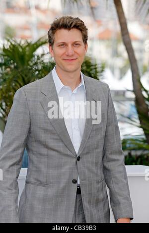 May 26, 2012 - Hollywood, California, U.S. - JEFF NICHOLS.Mud photocall.65. Cannes Film Festival.Cannes, France.May - Stock Photo