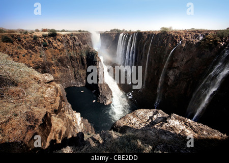 Victoria Falls, Southern Africa - Stock Photo