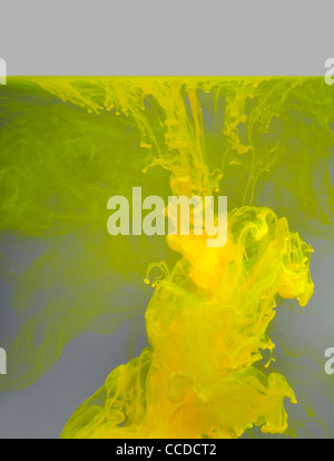 abstract floating color background - Stock Photo