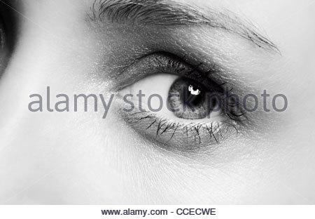 Eye - Stock Photo