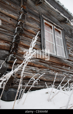 Norway, 20120210, winter landscape - Stock Photo