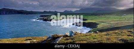 the Dingle Peninsula, Co Kerry, Ireland - Stock Photo