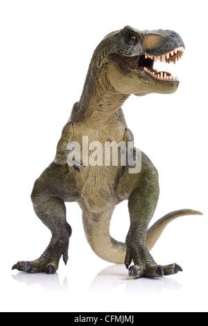 Tyrannosaurus Rex dinosaur - Stock Photo