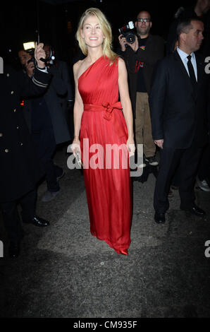 October 31st 2012: Rosamund Pike attends the Harper's Bazaar Women of the Year Awards at Claridges Hotel, London, - Stock Photo