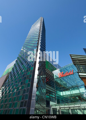 Westfield Stratford City adjacent to Olympic Park, London, UK, 26th March 2012 - Stock Photo