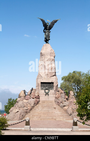 Estonia (Baltic States), Harju Region, Tallinn, Kadriorg range, the memorial to the sailors of the battleship Rusalka - Stock Photo