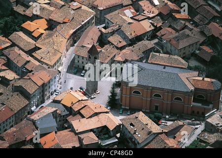 TRENTINO San Martino di Castrozza - Stock Photo