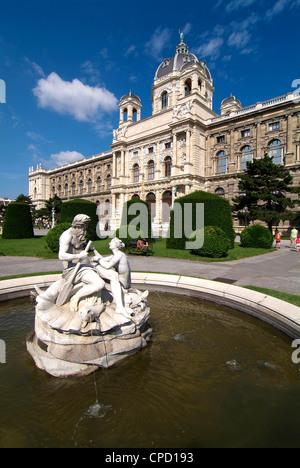 Museum of Natural History, Vienna, Austria, Europe - Stock Photo