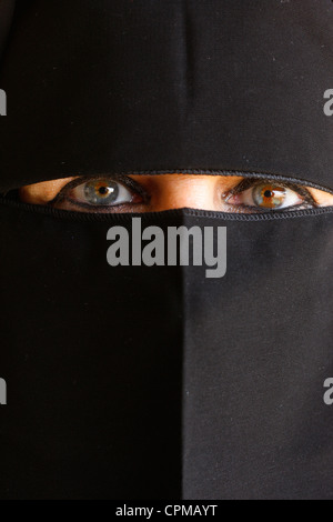 MUSLIM WOMAN - Stock Photo