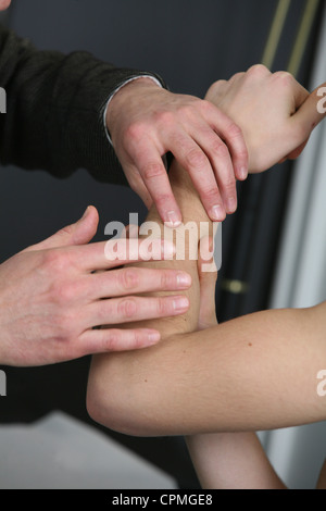 DERMATOLOGY SYMPTOMATOLOGY ADO - Stock Photo