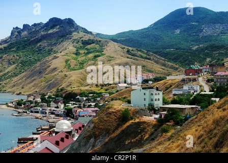 Koktebel, Crimea, Ukraine - Stock Photo