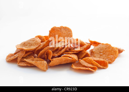 crispy fish, thai dessert, made from fish and strach and sugar - Stock Photo