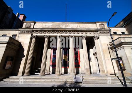 Montreal Museum of Fine Arts, Quebec - Stock Photo