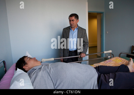 PSYCHIATRIC HOSPITAL - Stock Photo