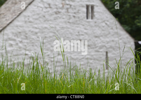 St Fagans Museum of Welsh Life Cardiff - Stock Photo