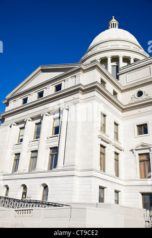 State Capitol Building in Little Rock - Stock Photo
