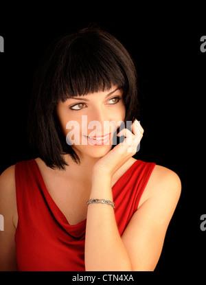 Pretty girl - Stock Photo