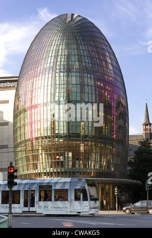 Cologne, department store Peek & Cloppenburg - Stock Photo