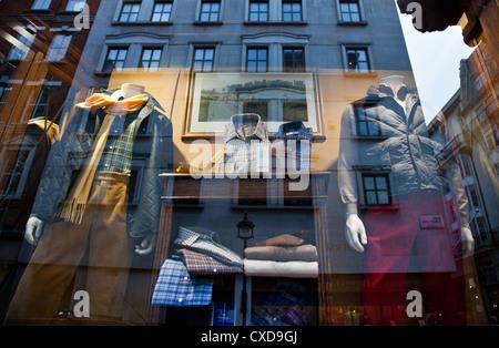 UK, London, the James Bond's places, the Turnbull & Asser shirtmaker in Jermin street - Stock Photo