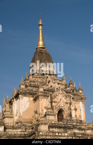Gawdawpalin Pahto, Bagan (Pagan), Myanmar (Burma), Asia - Stock Photo
