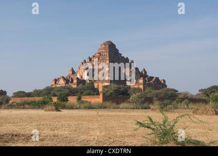 Dhammayangyi Pahto, Bagan (Pagan), Myanmar (Burma), Asia - Stock Photo