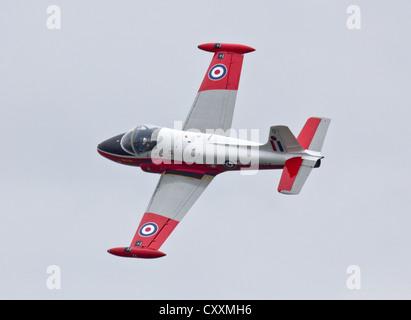 Hunting Jet Provost T5 - Stock Photo