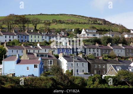 Newquay, Ceredigion, Wales, UK. - Stock Photo