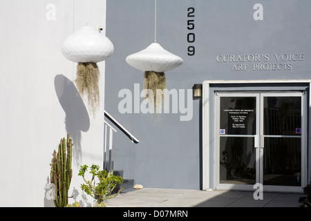Wynwood Arts District,Miami, Florida, USA - Stock Photo