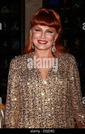 Georgette Mosbacher Metropolitan Opera Season, opening with new production of 'Das Rheingold' at the Metropolitan - Stock Photo