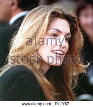 cindy crawford cynthia supermodel supermodels por - Stock Photo