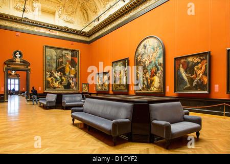 Austria, Vienna, Kunsthistorisches Museum - Stock Photo