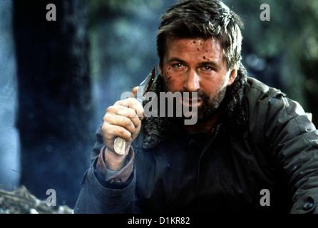 Auf Messers Schneide - Rivalen Am Abgrund  Edge,  Robert Green (Alec Baldwin) *** Local Caption *** 1997 IFTN/20th - Stock Photo
