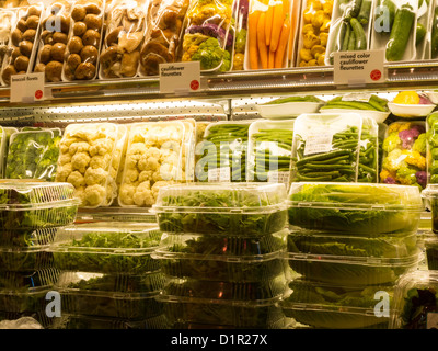 Grand Central Market,  Eli Zabar's, Grand Central Market, NYC - Stock Photo