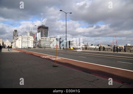 London Bridge - Stock Photo