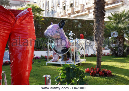 The Cannes Film Festival 2012, France, Europe - Stock Photo