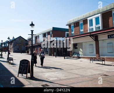 Thornbury in Gloucestershire England UK - Stock Photo