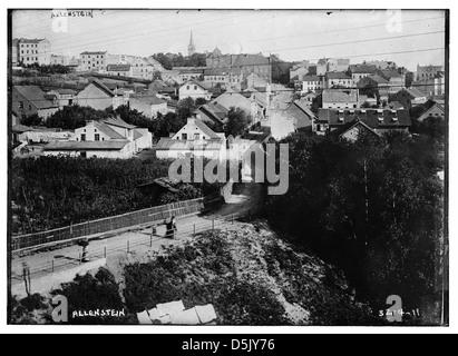 Allenstein (LOC) - Stock Photo