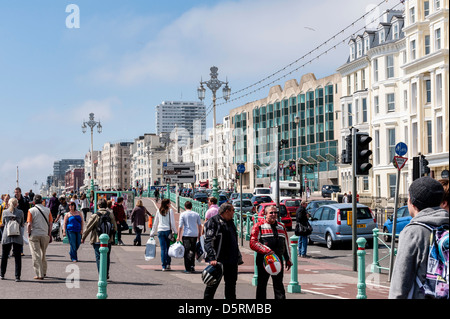 Brighton, East Sussex, England, UK - Stock Photo